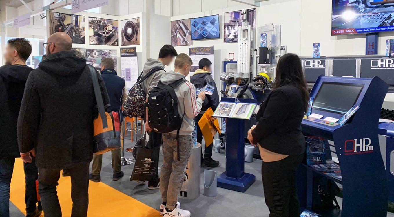"HPm at ""SamuExpo 2020"" Exhibition in Pordenone"